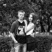 Алексей и Анна :: Максим Леонтьев