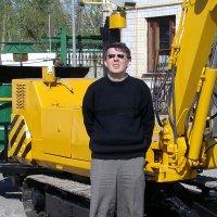 Инженер конструктор робата :: Вячеслав Костюченко