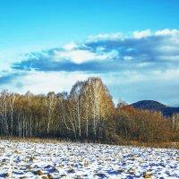 Холодное небо :: юрий Амосов