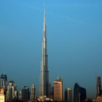 Дубай. Бурдж-Халифа :: Светлана Двуреченская