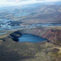 Озеро в кратере :: gabronn Galina