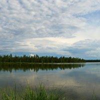 Озеро Плахино в Красноярском крае. :: Владимир Михайлович Дадочкин