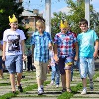 Парад королей :: Валерий Кабаков