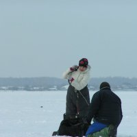Помощница рыбака! :: Сеня Полевской