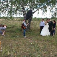 Свадебный фотограф за работой :: Damir Si
