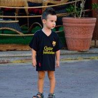Очень молодой египтянин. :: Сергей Адигамов