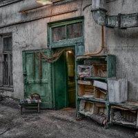 Московские дворики :: Александр Зайцев