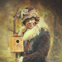 Однажды в лесу.. :: Надежда Шибина