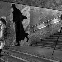 Подземка. :: Георгий Розов
