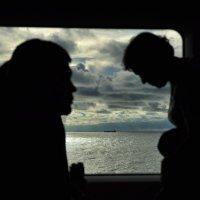 Я сочиняю морю сны и оды у плотно затворённого окна :: Ирина Данилова