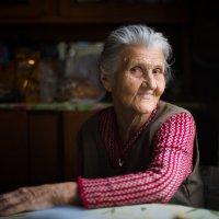 Бабушка :: Мария Образцова
