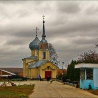 Церковь Иконы Божией Матери Казанская в Казанском монастыре :: Дмитрий Анцыферов