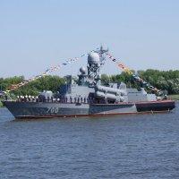 Ракетный катер пр.12421 :: Александр Владимирович Никитенко