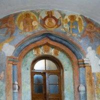 Внутренняя роспись входа в собор :: Galina Leskova