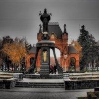 В городе осень. :: Андрей Печерский