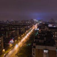 Вечерние огни :: Борис Панков