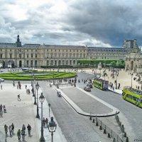 Париж перед дождем :: Ирина Белая