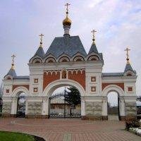 Врата в святое место. :: Мила Бовкун