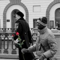 Роза для любимой :: Вера Моисеева