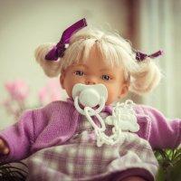 Кукла :: ЕВГЕНИЯ