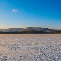 Зимний пейзаж... :: игорь козельцев