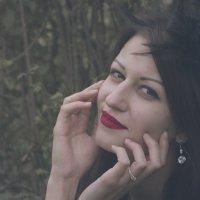 Портрет, прекрасная Мария :: Виктория Абрамова