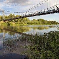 Вечер у моста :: Любовь Потеряхина