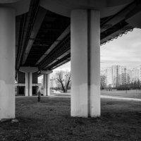 Городской пейзаж :: Константин Фролов