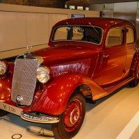 Mercedes-Benz W 136, 1937–1952 :: Georg Förderer