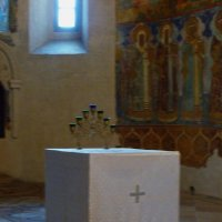 В этом  храме  службы нет..... :: Galina Leskova