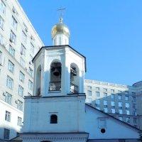 Церковь Михаила Архангела (Покрова Пресвятой Богородицы) в Овчинниках. :: Александр Качалин
