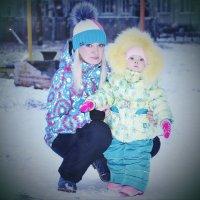 Я со своей лялечкой!! :: Ирина Федоренко