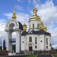 Церковь Св. Параскевы. :: Андрий Майковский