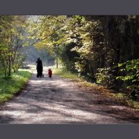 счастливое время (вариант обработки фото) :: sv.kaschuk