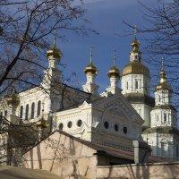 Монастырь :: Владимир Кроливец