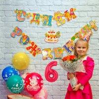 Дашеньке 6 лет :: Ирина