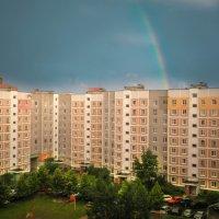 Снова радуга :: Александра Гай