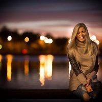 Ночь в парке «Царицыно» :: Ivan Bobkov
