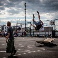 спорт это жизнь :: Дмитрий Гуреев
