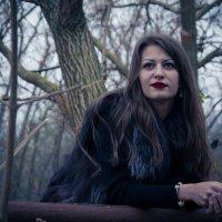 Осень, прекрасная Мария :: Виктория Абрамова
