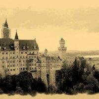 Замок Нойшванштайн. Германия :: Алла ************