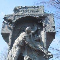 Памятник Стерегущему. 1911 год. :: Маера Урусова