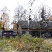 Старый дом -2 :: Александр Кемпанен