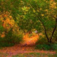 Ворота в осень :: Елена Баландина