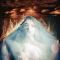 Эксперименты со светом и дымом :: Юра Викулин
