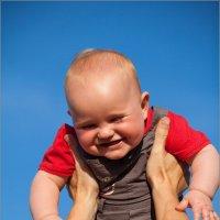 счастливый малыш :: Сергей Величко