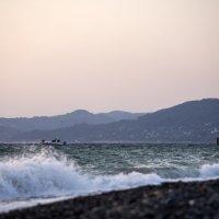 в море :: dmitry kovalev