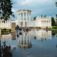 ВДНХ. Павильон бывший-«Узбекистан», ныне – «Культура». :: Маry ...