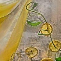 Лимонное деревце :: Aioneza (Алена) Московская