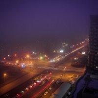 Город в тумане :: Святослав Прутин